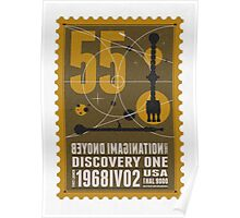 Starship 55 - poststamp - DicoveryOne  Poster
