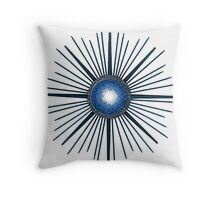 Starburst Stargate  Throw Pillow