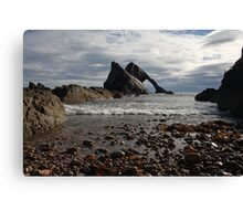 Bow Fiddle Rock Canvas Print