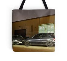 Stagea and Starlet Tote Bag