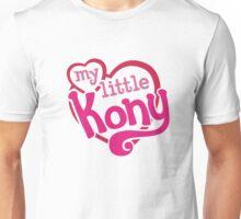 My Little Kony Coloured Unisex T-Shirt
