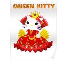 Queen Kitty Poster