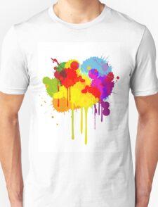 colour splash Unisex T-Shirt
