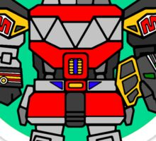 Rangers Zord Sticker