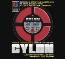 Cylon Says by trekspanner
