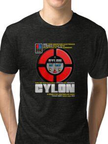 Cylon Says Tri-blend T-Shirt