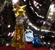 Glittering lights at Cinderella's ball by Ruth Magnus