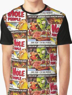 Mole People Graphic T-Shirt