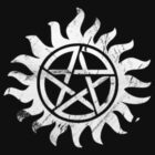 Winchester logo light (supernatural) by alexcool