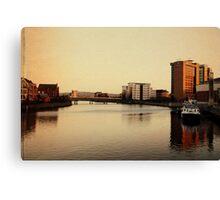 Belfast... Canvas Print