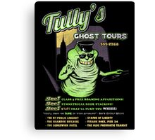 Tully's Ghost Tours Canvas Print