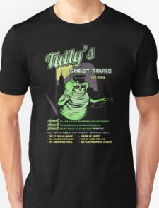 Tully's Ghost Tours Unisex T-Shirt