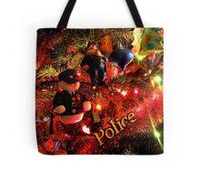 Officers Christmas II Tote Bag