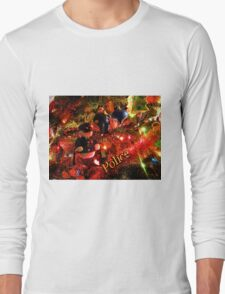 Officers Christmas II Long Sleeve T-Shirt