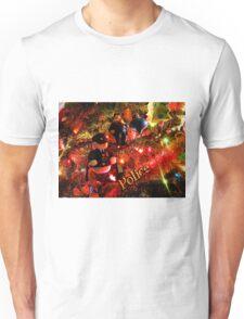 Officers Christmas II Unisex T-Shirt