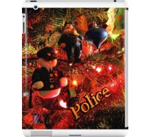 Officers Christmas II iPad Case/Skin
