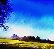 blu Tree by Arton2010
