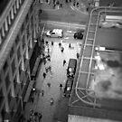 London tilt shift by James Taylor