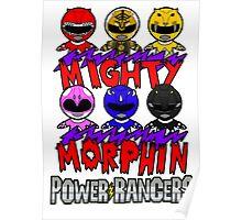 Go Rangers! Poster
