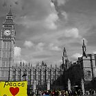 Peace and Big Ben by James Taylor