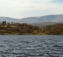 Lake Windermere, Cumbria II by Astrid Ewing Photography