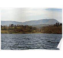 Lake Windermere, Cumbria II Poster