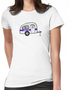 Escape Pod Womens Fitted T-Shirt