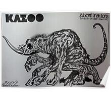 Abominations: Kazoo Poster