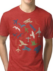 They Fly Tri-blend T-Shirt
