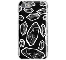 dark crystals iPhone Case/Skin