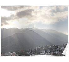 Sunrise At The Sierra Madre II - Amanecer En La Sierra Madre Poster