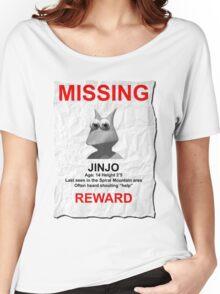 Missing Jinjo Women's Relaxed Fit T-Shirt
