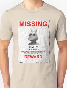 Missing Jinjo T-Shirt