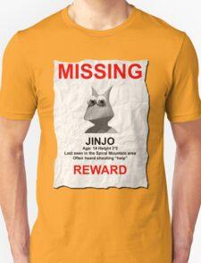 Missing Jinjo T-Shirt