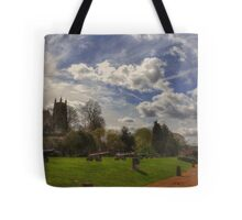 The Church of Saint Mary  Tote Bag