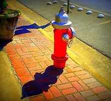 Fire Hydrant by graceforever57