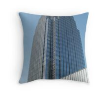 Building Downtown Nashville Throw Pillow