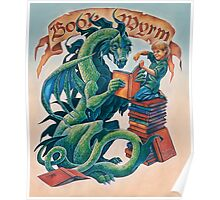 Book Wyrm Poster
