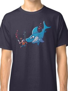 Sharks are Furious, Stop Finning! Classic T-Shirt