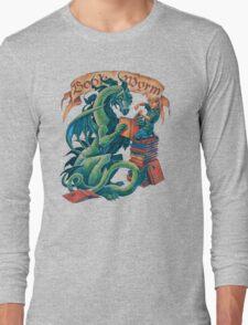 Book Wyrm Long Sleeve T-Shirt