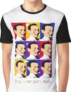 Pee wee Herman Graphic T-Shirt