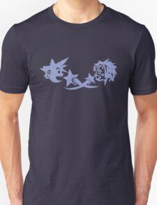 Kingdom Hearts - Sora and Kairi Chalk Drawing T-Shirt