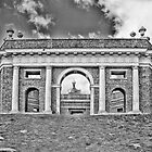 Dashwood Mausoleum by Dave Godden