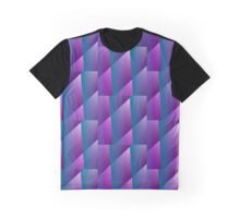 Quilted Diamonds. Graphic T-Shirt
