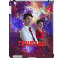 Justin Trudeau Galaxy iPad Case/Skin