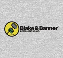 Blake & Banner Demolitions Co. One Piece - Long Sleeve