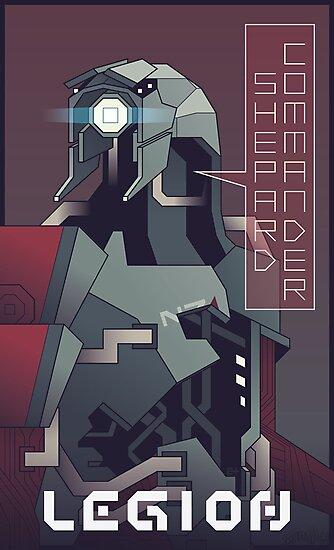 Legion by etall