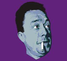 Albert Camus by DebbieDoesDogs