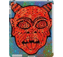 'Handsome Devil Mask #2' iPad Case/Skin