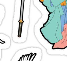 Japanese Stuff Sticker